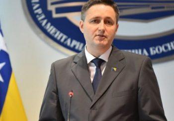 Bećirović izvrijeđao predsjednika Srbije
