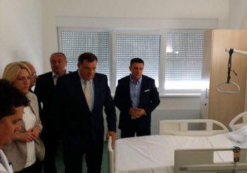 Dodik: Imaćemo jedan od najmodernih Univerzitetsko kliničkih centara u regionu
