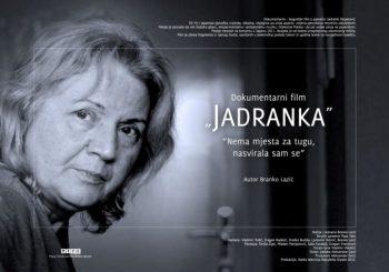 """Dokumentarni film """"Jadranka"""" najbolji na festivalu u Perastu"""