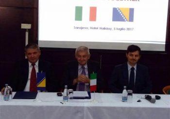 Franjičević: BiH opredijeljena za stvaranje uslova za ulazak u EU