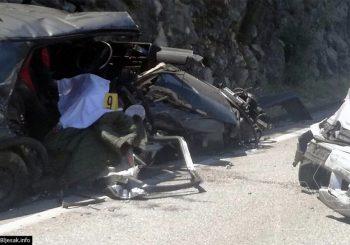 """Čapljina: Jedna osoba poginula, dvije teško povrijeđene u sudaru """"golfa"""" i """"mercedesa"""""""