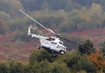 Helikopter Vlade RS stacioniran u Trebinju
