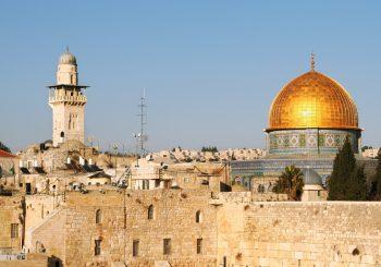Muškarcima mlađim od 50 godina zabranjen ulaz u jerusalimski Stari grad