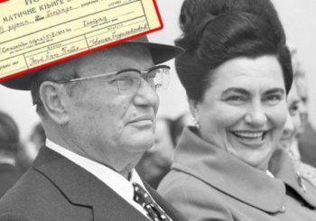 Jovanka je bila tajni agent koji je vladao Jugoslavijom: Šokantni dokumenti pokazali za koga je radila
