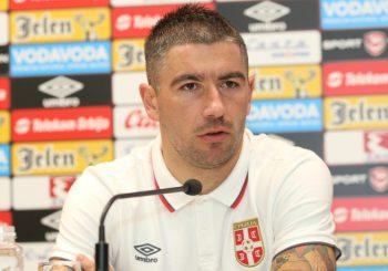 Aleksandar i Nikola Kolarov podržali Borac