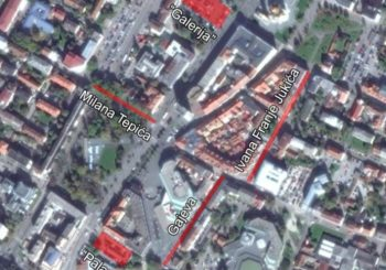 "Banjaluka: Od danas ""nulta zona"" parkiranja"