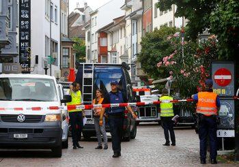 Švajcarska: Petero povrijeđeno u napadu motornom testerom