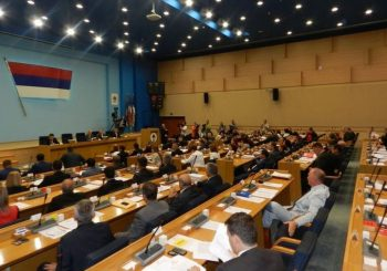 Poslanicima će odbijati od plate za vrijeđanje i nasilje u Narodnoj skupštini RS