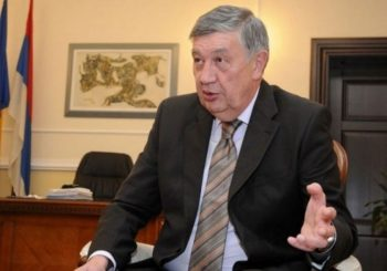 Radanović: NATO-u odgovara ovakva situacija u BiH