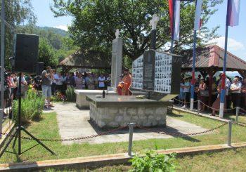 Srebrenica: Služen parastos za Srbe poginule na Petrovdan 1992. godine