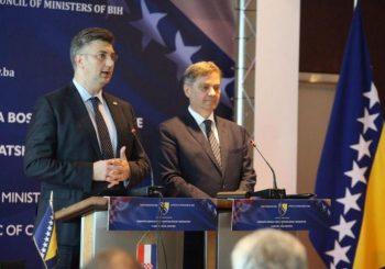 Završena zajednička sjednica dvije vlade: Potpisano nekoliko bilateralnih sporazuma, ugovora, memoranduma i protokola