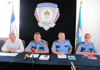 PU Banjaluka: Manje krivičnih djela društvene opasnosti