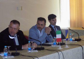 """Poslovni forum """"Italija i BiH - gradimo zajedno"""": Proširiti saradnju sa italijanskim investitorima"""