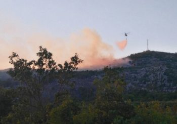 U Hercegovini aktivna tri požara