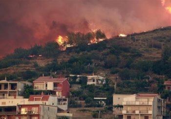 Požari u Splitu pod kontrolom