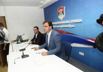 Nakon burnog početka i višečasovnog zasjedanja GO, izabrani novi potpredsjednici SDS-a