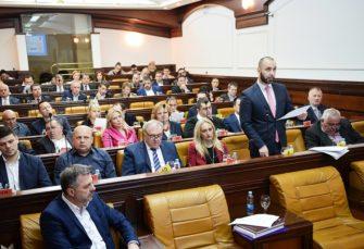 RADOJIČIĆ: Pregovori o kadrovima unutar vladajuće koalicije u Banjaluci neracionalni pri kraju mandata