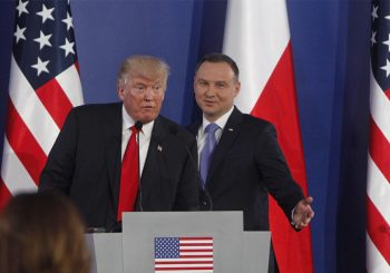 Tramp: SAD i NATO garant mira, Rusija destabilizator