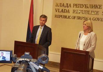 Vigemark: Neprihvatljivo da nema napretka u reformama