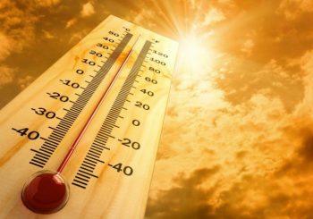 U srijedu vruće, narandžasto upozorenje za naredna dva dana