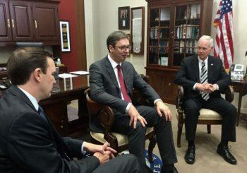 Američki senatori: Otvorenja pitanja na Balkanu ne mogu biti riješena bez Beograda
