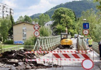 Banjaluka: Za gradnju novog Zelenog mosta Gradu potrebno tri miliona KM