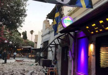Snažan zemljotres pogodio Tursku i Grčku, dvoje mrtvih, preko 170 povrijeđenih