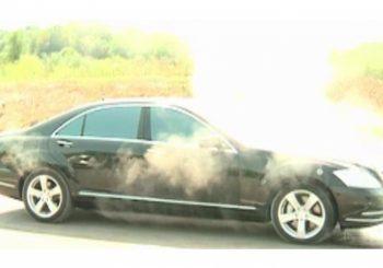 Zapalio se automobil Milorada Dodika!