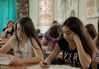Srednjoškolci uče odbranu od nepogoda i terorista