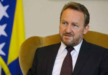 Izetbegović pozvao ambasadore na razgovor zbog izjava Kitarović, Kurca i Zemana
