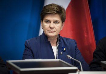 Poljska premijerka: Merkel sa izbjeglicama širom otvorila vrata i onima koji siju smrt