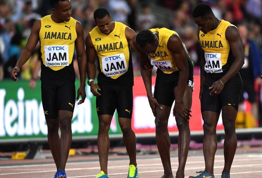 Svijet se oprostio od Bolta, atletičari za sve krive organizatore