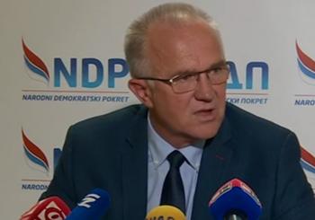 NDP: Izetbegovićeva podrška nezavisnosti Kosova - podrška politici raspada BiH
