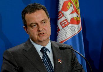 Dačić: Ako ne bude ZSO, povlačim potpis sa Briselskog sporazuma