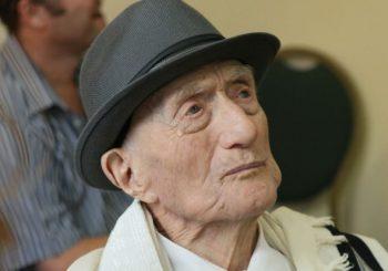 U 113. godini umro najstariji čovjek na svijetu