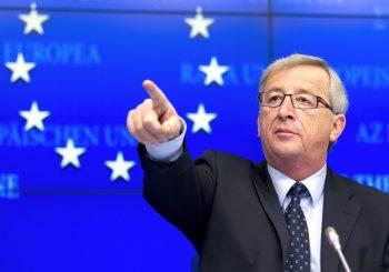 Junker: EU zaustavila veći dio američkih sankcija Rusiji