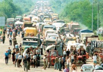 """Dan sjećanja na Srbe stradale u akciji """"Oluja"""""""