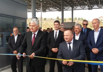 BiH dobila moderan granični prelaz na Ivanici
