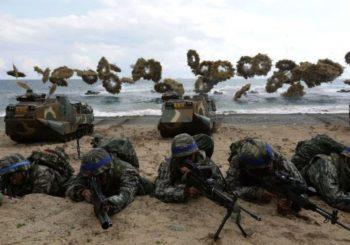 Južna Koreja i SAD započele novu vojnu vježbu