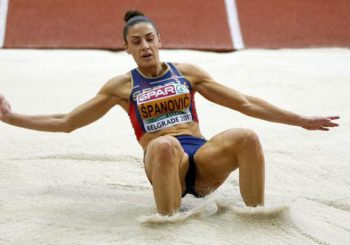 Španovićeva spremna za prvo zlato na SP