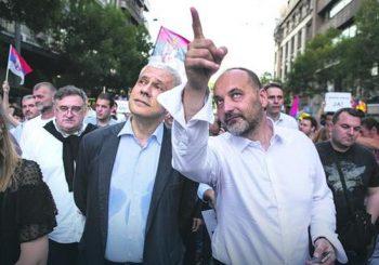 Saša Janković: Kad dođem na vlast, zabraniću i raspustiću Srpsku naprednu stranku