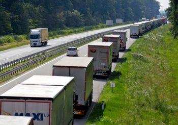 LOŠI USLOVI POSLOVANJA BiH napustilo 850 transportnih firmi i 2.500 vozača