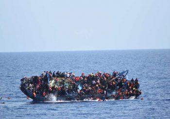 Grčka: Spasena 103 migranta sa oštećene jahte
