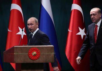 Putin i Erdogan: Postoje uslovi za okončanje rata u Siriji
