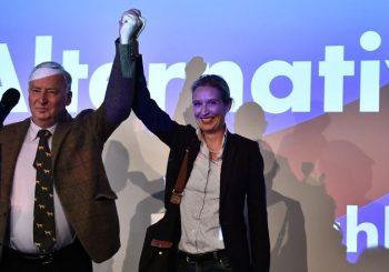 Ekstremna desnica ušla je u njemački parlament: Ko su oni?