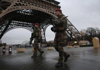 Zbog terorizma se gradi neprobojni zid oko Ajfelovog tornja