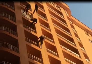 Specijalci preko balkona upadaju u sarajevske stanove, hapšenja zbog droge