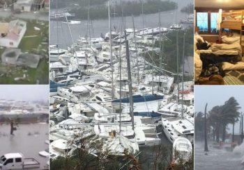 """Karipsko ostrvo Barbuda pretrpjelo """"totalnu štetu"""""""