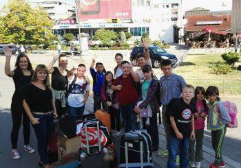 Mladi na Međunarodnom inkluzivnom festivalu u Zaječaru