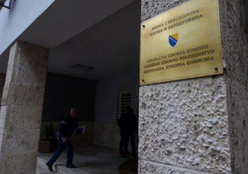 Željko Bakalar izabran za novog predsjednika CIK-a BiH